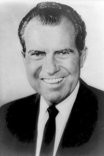 New 5x7 Photo: Richard Nixon, 37th President of the U.S.