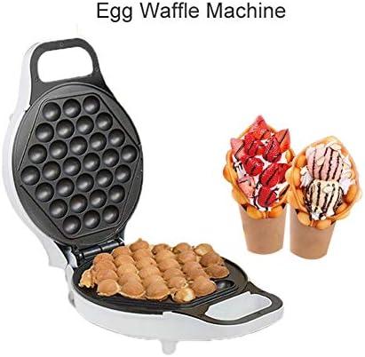 FengJ Bubble Gaufrier, eggettes Fer Egg Gaufrier antiadhésifs électrique Eggettes Bubble Gaufrier Fer Machine Baker