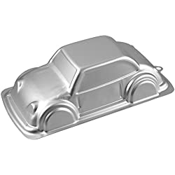 Wilton Car Cake Pan, Kids 3D Birthday Cake Pan