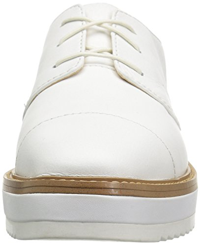 Nine Leather West White VADA Women's Oxfords q7rO4qSAwx