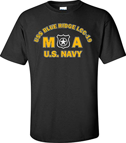 USS Blue Ridge LCC-19 Rate MA Master at Arms ()