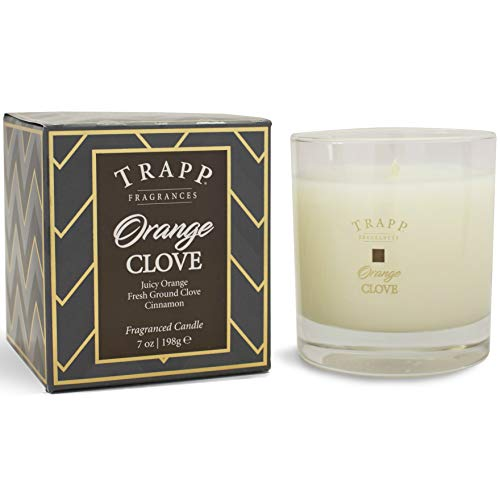 Seasonal Poured Scented Candle Clove