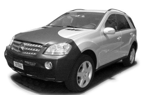 (Colgan Custom Fit Full Bra Front End Mask for Select Toyota Tundra Models - Carbon Fiber)