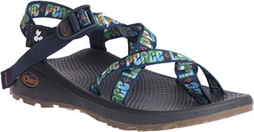 Chaco Men's Z Cloud 2 Sport Sandal, Peace Navy, 12 M US