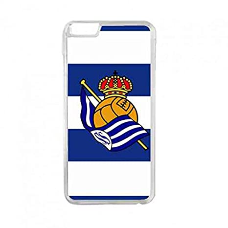 Real Sociedad de Futbol Logo TPU Funda,iPhone?6?Plus TPU ...