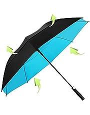KOLER Golf Umbrella Windproof 62 Inch Oversized Double Vented Canopy Auto Open Waterproof & Sunproof Extra large Stick Umbrellas