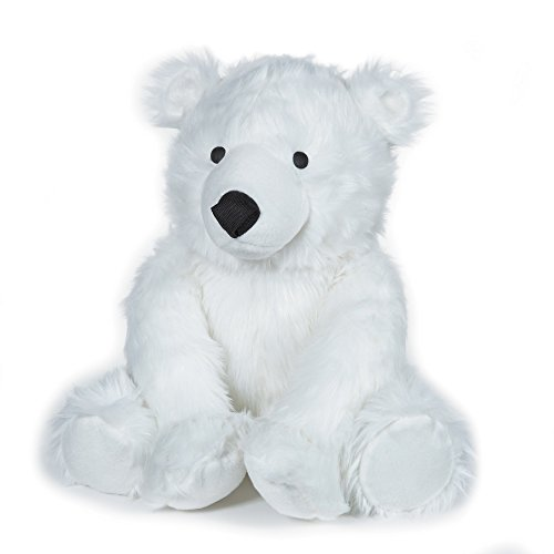 Grriggles Arctic Buddies Polar Bear Toy for Dogs, X-Large/10