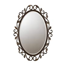 Quoizel Valley Forge 30-Inch Small Mirror