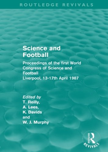 Science and Football (Routledge Revivals) by Routledge