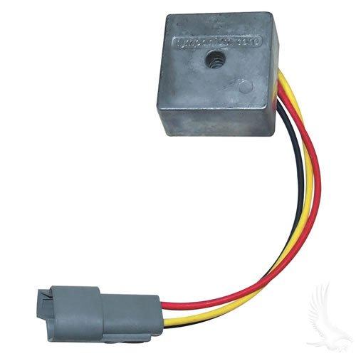 Club Car Voltage Regulator (2004-Up) Precedent 4-Cycle Ga...