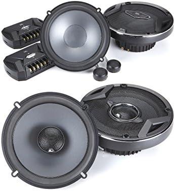 JBL GTO609C Premium 6.5-Inch Component Speaker System (1Pair) JBL GTO629 Premium 6.5-Inch Co-Axial Speaker (1Pair) - Amazon.com