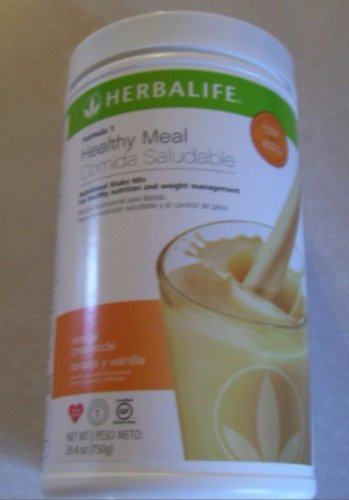 Herbalife-Formula-1-Orange-Flavor-750-G
