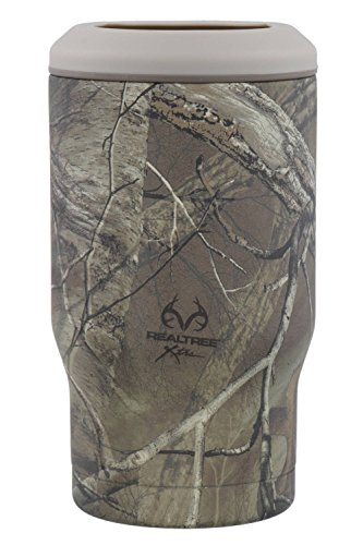 Reduce Cold 1 Bottle Can Cooler  Realtree Xtra Camo