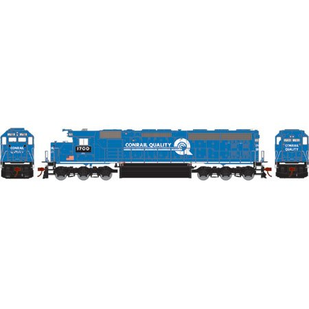 Athearn Genesis HO Scale EMD SD45-2 Diesel Locomotive Norfolk Southern/NS #1700 from Athearn