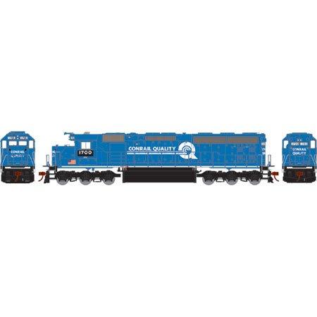 Athearn Genesis HO Scale EMD SD45-2 Diesel Locomotive Norfolk Southern/NS #1700 ()