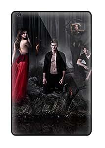 Fashion Tpu Case For Ipad Mini/mini 2- The Vampire Diaries Tv Series Defender Case Cover