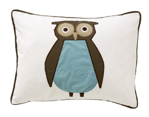 (DwellStudio Boudoir Pillow, Owls)