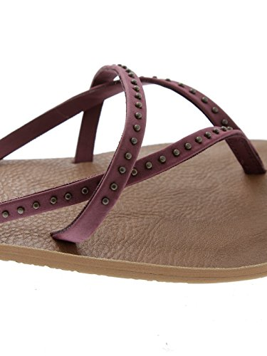 Volcom All Day Long Sandal Burgundy talla 38/39
