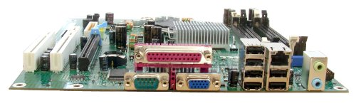 This is a Genuine Dell Optiplex 745 Desktop DT Motherboard Intel Q965 (ICH8) Express Chipset Dell Compatible Part Numbers: HP962, KW628, PT395, RF705, MM599, WW034,YJ137, NW444, NX183, KW628