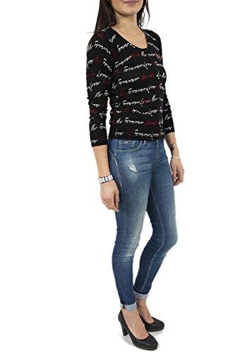 Gilets Cardi Cardigans Guess Noir Jeans w82r23 UqI1Idwg