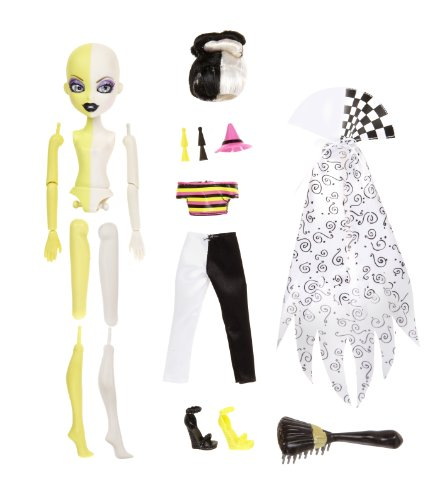 Bratzillaz Switch-A-Witch Doll, Single Pack (Style 1) (Monster High Switch)