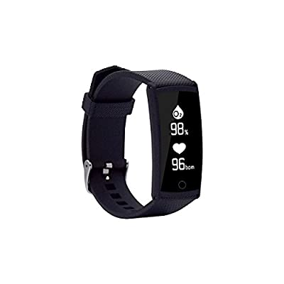 Rayhome Fitness Tracker Watch Smart Wristband Heart Rate Monitor, Pedometer, Calorie, Health Tracker and Blood Pressure Sports Bluetooth Smart Bracelet Band For Android iOS