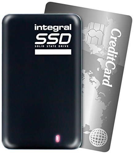 Integral 120GB USB3.0 Pocket-Sized Portable SSD External Storage Drive by Integral (Image #3)