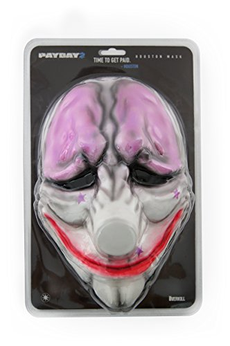Payday 2 Costumes (Payday 2 Face Mask Hoxton)