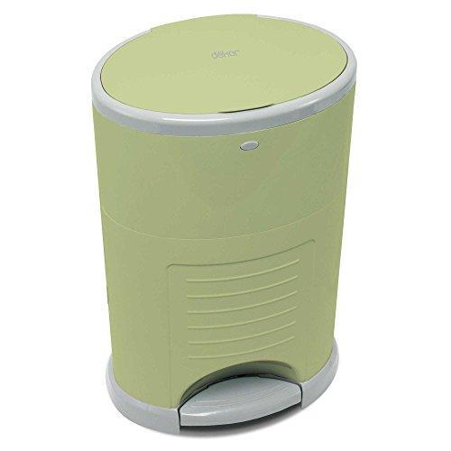 Dekor Plus Disposal Pail Green product image
