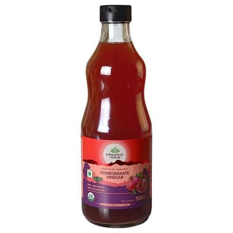 ORGANIC INDIA Pomegranate Cider Vinegar Ml