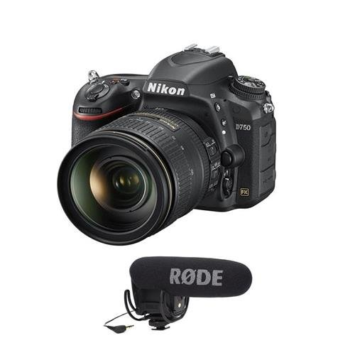 Review Nikon D750 FX-Format Digital