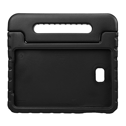 NEWSTYLE Samsung Galaxy Tab A 10.1 Kids Case - Shockproof Light Weight Protection Handle Stand Case for Samsung Galaxy Tab A 10.1 Inch (SM-T580/T585) Tablet 2016 Release (Black) Not Fit Other Models