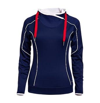 Fila - Sudadera de esquiar para mujer, color azul, invierno, mujer, color azul - azul, tamaño 42 [DE 40]: Amazon.es: Deportes y aire libre