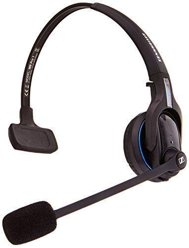Sennheiser 506043 MB Pro1 ML Bluetooth Single-sided Headset with Dongle and Lync by Sennheiser