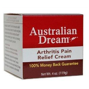 Australian Dream Arthritis Cream 4 Oz (PACK OF 2)