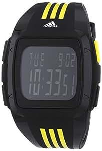 adidas Performance Duramo XL - Reloj de cuarzo para hombre, correa de plástico multicolor