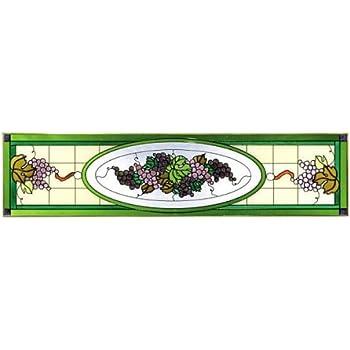 Amazon Com Grapevine Victorian Purple Horizontal Art