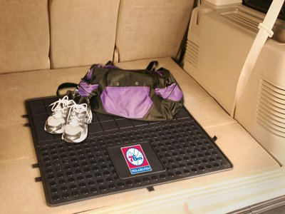 NBA Novelty Cargo Mat Size: Square 2'7