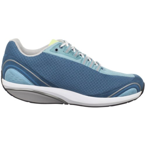 Mahuta Women's Aqua MBT Shoe Sports SAUvvaq