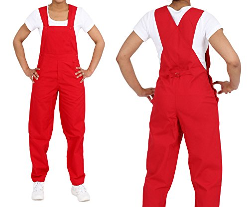 Medgear Overalls All Around Use, 100% Cotton ()