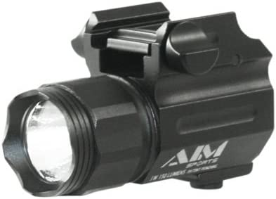 Image of the AIM Sports Tactical Flashlight.