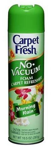 No Vac Carpet Refresher (Pack of 6) by GLOBAL HOUSEHOLD BRANDS (Image #1)