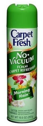 No Vac Carpet Refresher (Pack of 6)