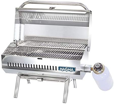 Magma Products, Connoisseur Series Gas Grills, Propane, LPG, Stainless Steel