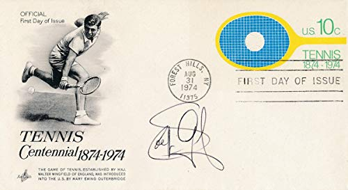 Stefi Graf Signed/Autographed First Day Cover Envelope 121320