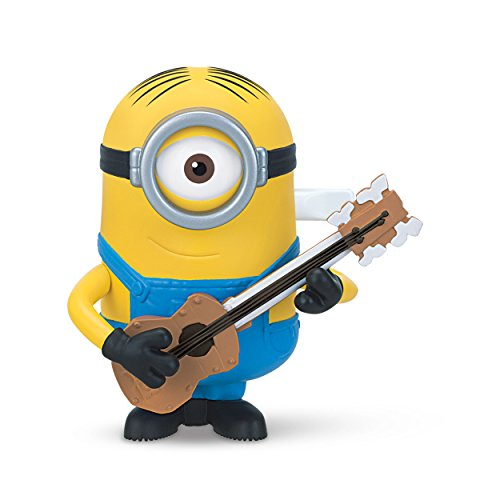 Minions Wind-Action Guitar Strumming -