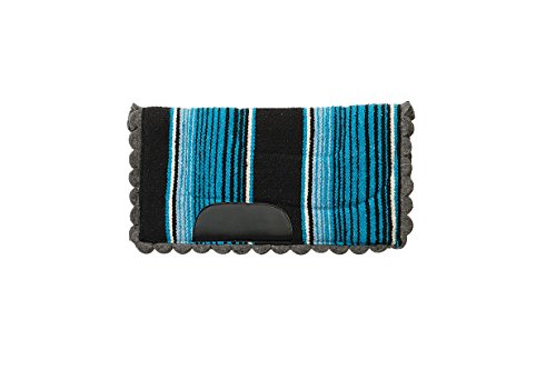 (Weaver Leather Pony Felt Lined Navajo Saddle Pad)