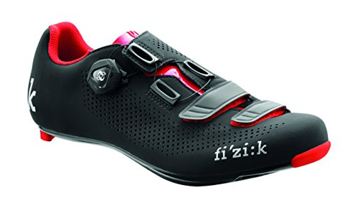 Fizik Shoes R4B UOMO BLACK-RED