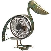 Deco Breeze DBF6163 Portable Collection Pelican USB Fan