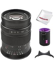 7artisans 60mm F2.8 II APS-C Format Macro Lens, Compatible with Fuji X-Mount Cameras Cameras X-A1 X-A10 X-A2 X-A3 A-at X-M1 XM2 X-T1 X-T3 X-T10 X-T2 X-T20 X-T30 X-Pro1 X-Pro2 X-E1 X-E2 E-E2s X-E3